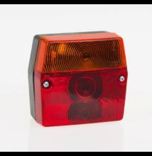 Fristom MD-02 hátsó lámpa - vezetékes