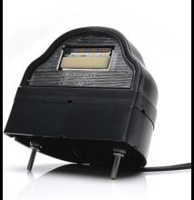Rendszám világítás -magasított felülről - W88 (730) LED