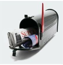 US Mailbox Design postaláda fekete