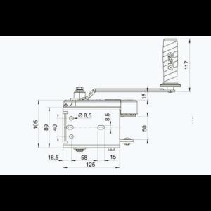 AL-KO Csörlő OPTIMA 351 PLUS + Kötél 15m
