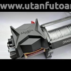 Dragon DWH 12000 HD S elektromos csörlő