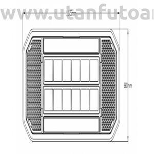 LED hátsó lámpa L187475