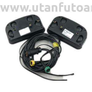 Multipoint II. lámpaszett + 5 méter bajonet vezetékkel