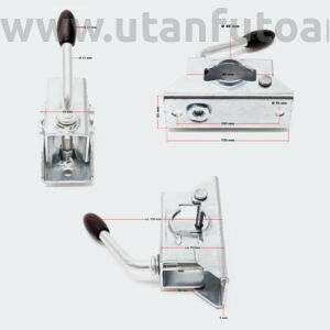 Felszerelés szett (004) - 700 mm-es lábakkal
