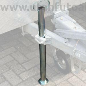 Támasztó láb 48 mm 600 mm