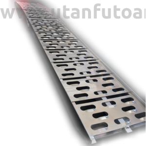 1 pár aluminium rámpa 220 cm 680 kg teherbírás
