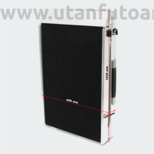 Aluminium rámpa 244 cm 110 kg teherbírás