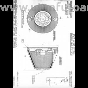 Helyzetjelző WE93 (15) tolató