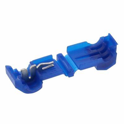 100 db kábel toldó kék  - 1,5-2,5mm² kábelekhez