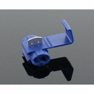 100 db  kábel toldó  kék 1,5-2,5mm² 16-14 AWG