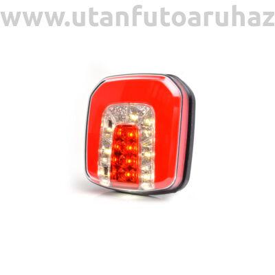 Egyesít.lámpa W146(1090),3-funkció,kábel,LED