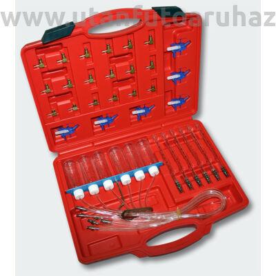 CDI Injektorrésolaj Tester  24 adapterrel