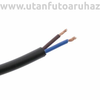 2 eres kábel  - 2 x 1,5mm²  barna/kék