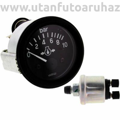 12V olajnyomásmérő