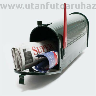 US Mailbox Design postaláda zöld