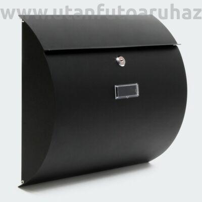 Oval Design postaláda V17 fekete