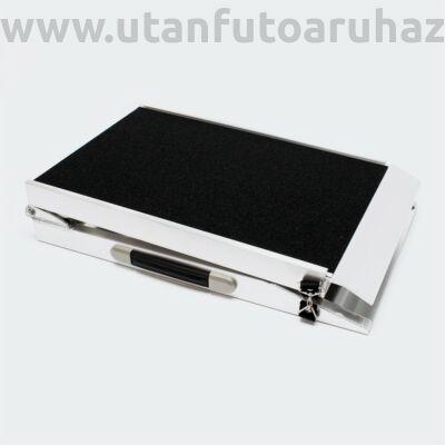 1x Felhajtó rámpa - áruszállításra 110 kg  213 x 48 cm /összehajtható/