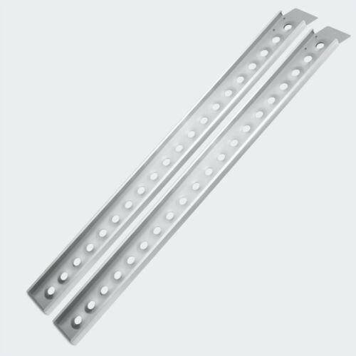 1 pár aluminium rámpa 160 cm 360 kg teherbírás