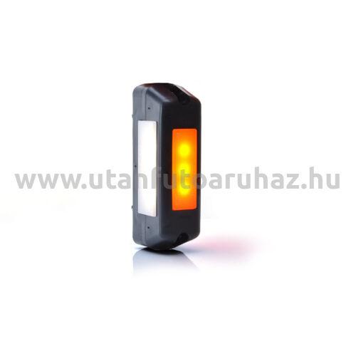 Helyzetjelző lámpa WAS 1080/l, oldalsó lámp. LED