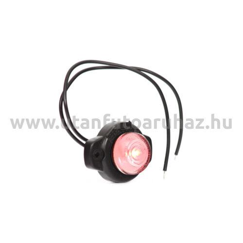 Helyzetjelző W24 (127) hátsó PIROS LED