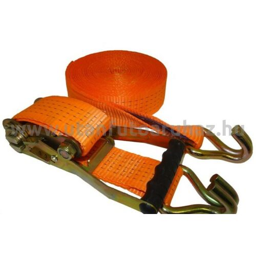 Spanifer +racsni LC2500daN 5t/5m szal.50mm narancs