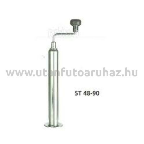 Támasztóláb (emelhető)  370 mm - 590 mm