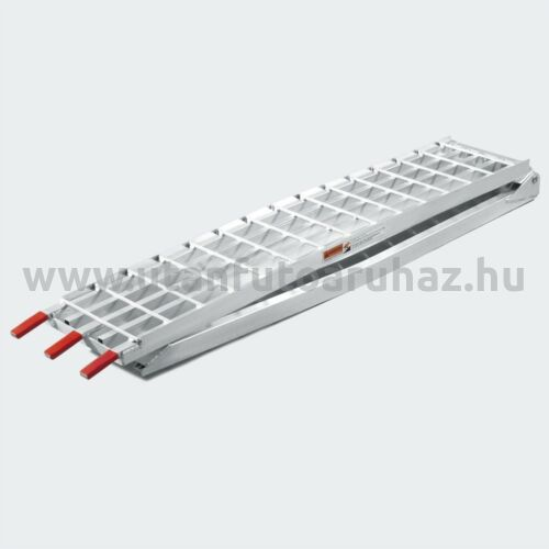 Aluminium rámpa 310 cm 540 kg teherbírás