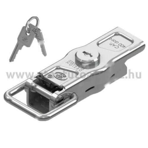 SPP zárbetétes ajtózár - 2 db kulccsal
