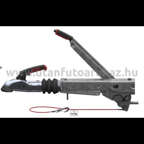 Ráfutófék-V 161 S, 1600 kg, felső, Fék 2361, AK 161 Optima