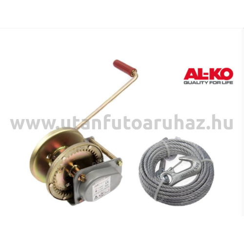 AL-KO 900 Basic compact - drótkötéllel