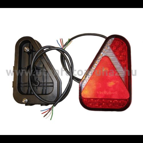 Aspöck Earpoint LED komplett lámpa - bal - bajonet csatlakozóval (5 PIN)