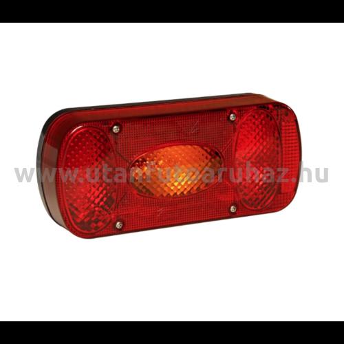 Aspöck Midipoint II. komplett lámpa - jobb - bajonet csatlakozóval (5 PIN)