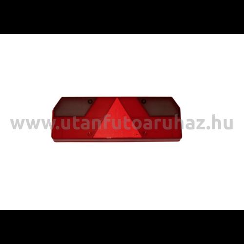 Aspöck Europoint I. lámpabúra - bal / jobb - háromszöggel, rendszámvilágítással