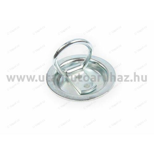 Fül-Rakományrögzítő- UP-03 Süllyesztett, kör alá