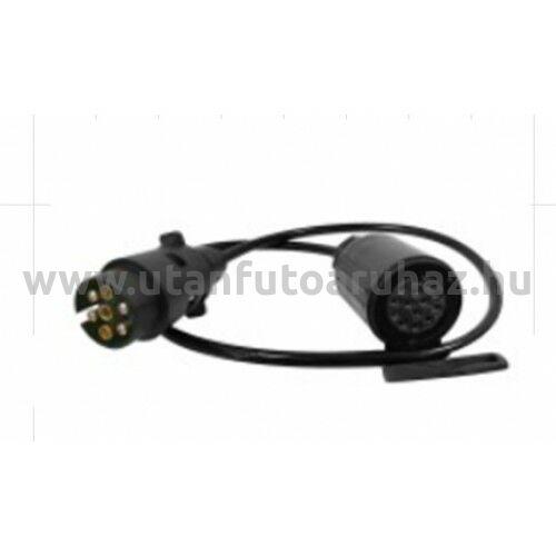Adapter kábel 7 pólusú dugó/13 pólusú dugalj