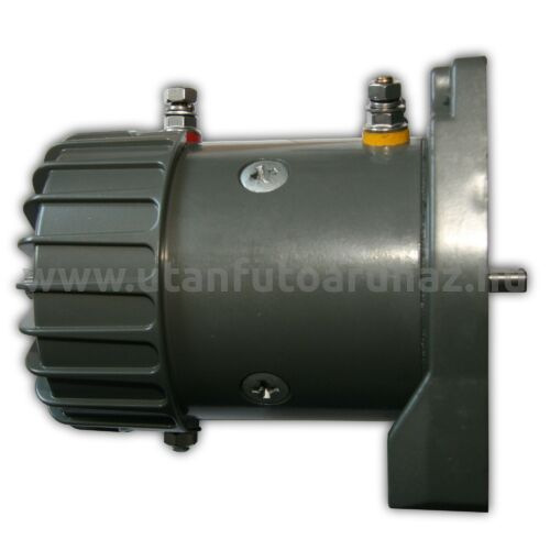 Komplett motor csörlőhöz 13000LB 5,9T 24Volt