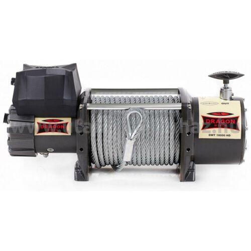 Dragon DWT 18000 HD elektromos csörlő