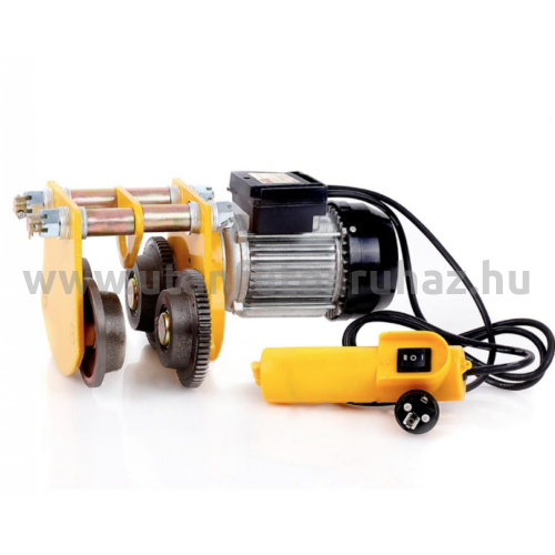 Dragon elektromos kocsi csörlőhöz - 1T