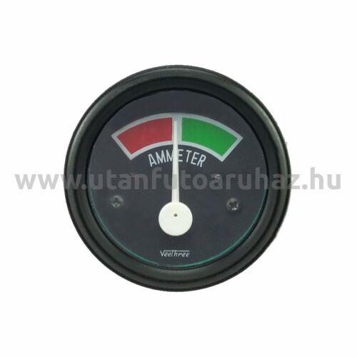 Amper mérő 12 - 24 V