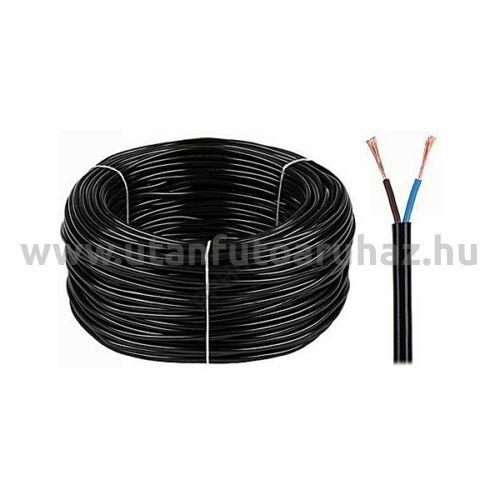 2 eres kábel 2x1,5 mm