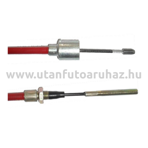 AL-KO fékbowden nippel-menet 770mm/980 mm