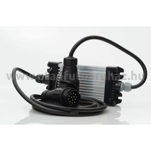 Fristom controll box LED lámpa vezérlő egység - 13 pólusú csatlakozókkal
