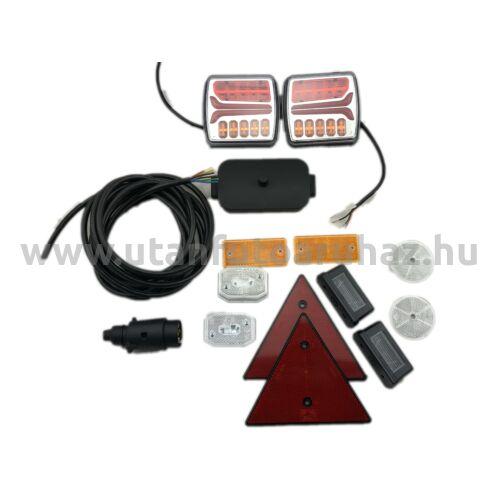 LED lámpaszett L186869 + 6méter vezetékkel
