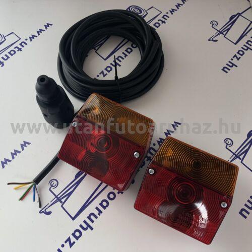Basic1 lámpa szett 5 méter vezetékkel