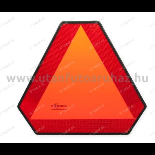 Jelzőtábla - AL - lassú járművekre