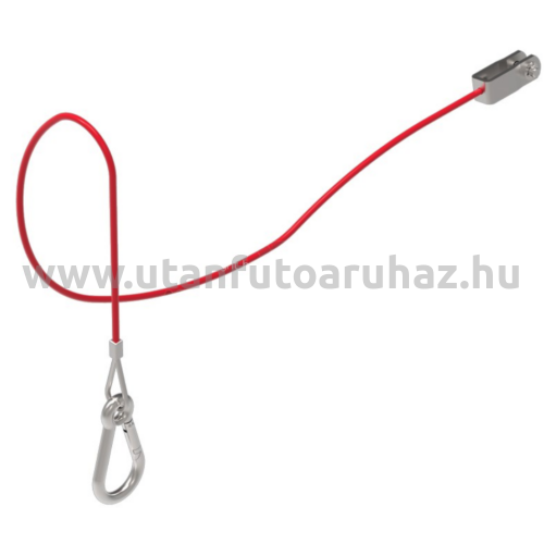 Knott szakadó kötél - fékezett utánfutóhoz - 1200 mm