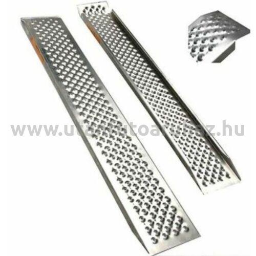 Aluminium rámpa 200 cm 1000 kg